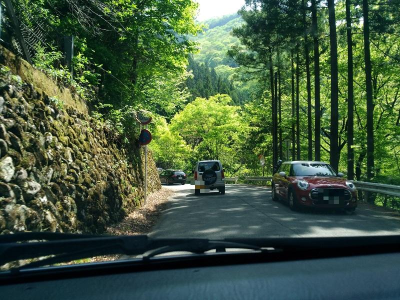三峰神社への道4